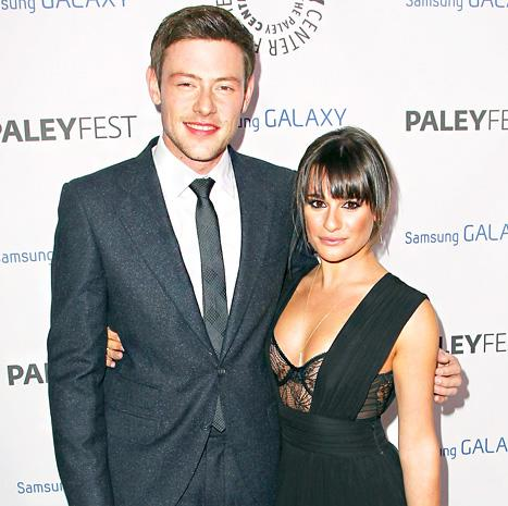 """Lea Michele """"Deeply Grateful"""" for Love, Support After Cory Monteith's Death"""