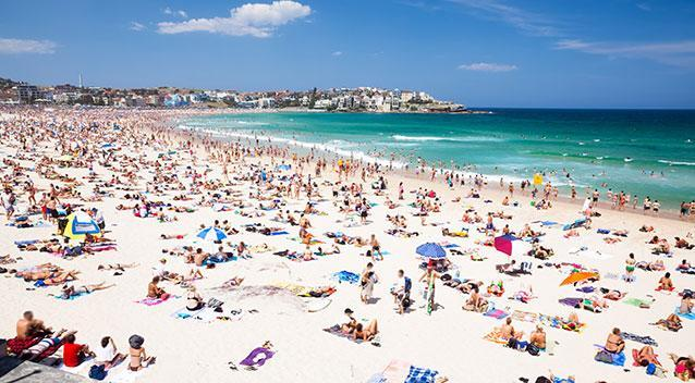 The Bondi man won the Lotto twice within a week. Pictured: Bondi Beach. Source: Getty Images/ file pic.
