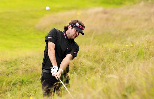 the best photos from the final round of the british open