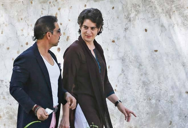 Robert Vadra made Rs 50.5 crore without spending a single paisa: Dhingra Panel