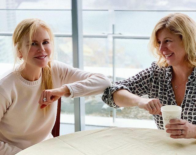 """<p><strong>Release date: 2021</strong></p><p>Big Little Lies fans are in for a treat because another of Australian author Liane Moriarity's novels is being adapted for TV. </p><p>Nicole Kidman will once again feature as executive producer - as well as starring in the show - and BLL creator David. E. Kelley will be at the helm of the miniseries, which will has been filmed in Australia.</p><p>Nine Perfect Strangers is set in a wellness retreat, where we are introduced to nine city dwellers who are also strangers to each other. The story focuses mainly on Frances Weltie, played by Melissa McCarthy, before later being introduced to Masha (Kidman). Frances is a middle-aged romance writer, who has lost her spark and Masha is the intensely troubled and dangerous enigma, who owns Tranquillum House.</p><p>Hulu has <a href=""""https://thewaltdisneycompany.com/the-walt-disney-company-surpasses-137-million-paid-subscriptions-across-its-direct-to-consumer-services-shattering-previous-guidance-increases-paid-subscriptions-target-to-300-350-million-by/"""" rel=""""nofollow noopener"""" target=""""_blank"""" data-ylk=""""slk:announced this week"""" class=""""link rapid-noclick-resp"""">announced this week</a> that the psychological thriller will be coming to screens very soon in 2021.<br></p><p><a href=""""https://www.instagram.com/p/CDmvoRAJ5Vs/?utm_source=ig_embed"""" rel=""""nofollow noopener"""" target=""""_blank"""" data-ylk=""""slk:See the original post on Instagram"""" class=""""link rapid-noclick-resp"""">See the original post on Instagram</a></p>"""