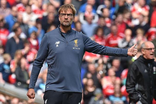 Liverpool manager Jurgen Klopp is relishing the chance to select his best players for every match as the club boast a fully-fit squad ahead of crucial fixtures in the Premier League and Champions League.