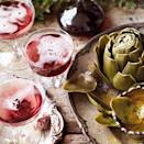 """<p>This simple, floral cocktail is made with hibiscus flowers in syrup. Perfect for a Summer garden party.</p><p><strong>Recipe: <a href=""""https://www.goodhousekeeping.com/uk/food/recipes/a538415/pucks-mischief/"""" rel=""""nofollow noopener"""" target=""""_blank"""" data-ylk=""""slk:Puck's mischief"""" class=""""link rapid-noclick-resp"""">Puck's mischief</a></strong></p>"""