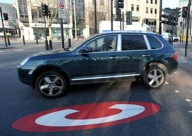 The Congestion Charge is a form of road pricing in central London (Ian Nicholson/PA)
