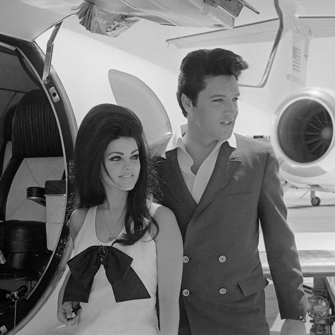 Elvis And Priscilla Presley S Age Difference Isn T So Scandalous On The Surface