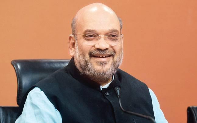Work to make BJP 'invincible', Shah tells party workers