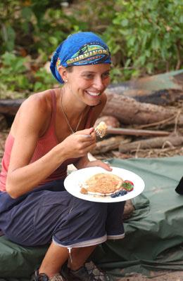 "Amber Brkich CBS's ""Survivor: All Stars"" <a href=""/baselineshow/4824728"">Survivor: All-Stars</a>"