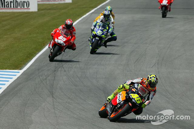 "2003: Valentino Rossi <span class=""copyright"">Gold and Goose / Motorsport Images</span>"
