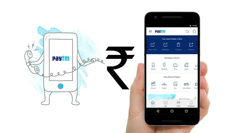 Paytm Takes Back 2% Fee on Wallet Recharges Via Credit Cards