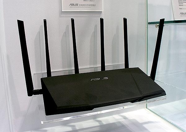 The latest routers, such as the ASUS RT-3200, are now bridging the performance gap between wireless and wired connections.