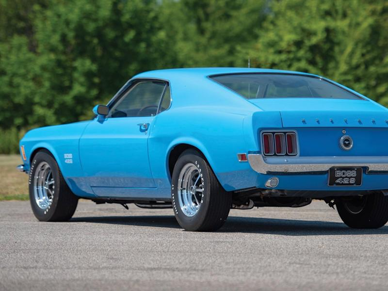 Classics for sale: 1970 Ford Mustang Boss 429