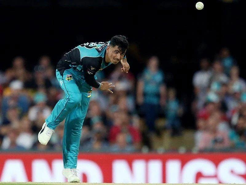 Mujeeb Ur Rahman was the second highest wicket taker in the CPL with 16 wickets