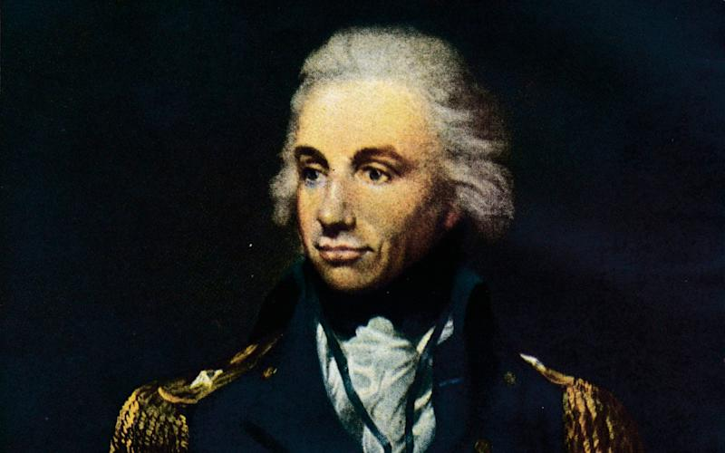 Admiral Horatio Nelson was the victor at a number of naval battles in the Napoleonic Wars - HULTON ARCHIVE