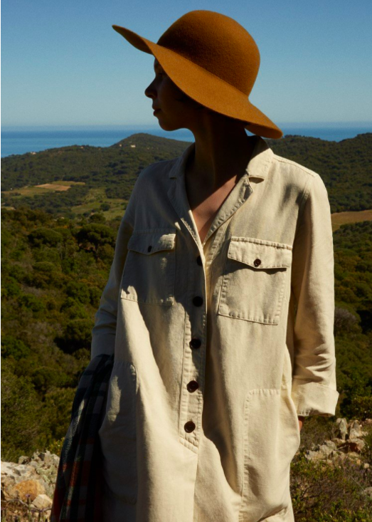 """All I really want in life is to waft around in a linen dress. So I should probably get a really good one – like this one!<br><br><strong>Toast</strong> Cotton Linen Workwear Dress, $, available at <a href=""""https://www.toa.st/uk/product/womens+dresses+and+tunics/c1pbf/cotton+linen+workwear+dress.htm?"""" rel=""""nofollow noopener"""" target=""""_blank"""" data-ylk=""""slk:Toast"""" class=""""link rapid-noclick-resp"""">Toast</a>"""
