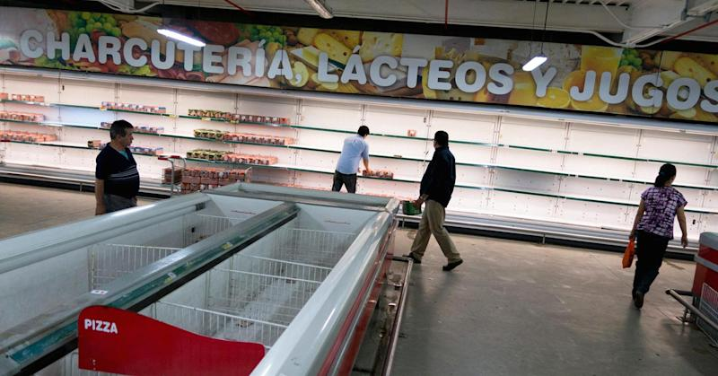 Venezuela's crisis causes its people to cut meals and lose weight