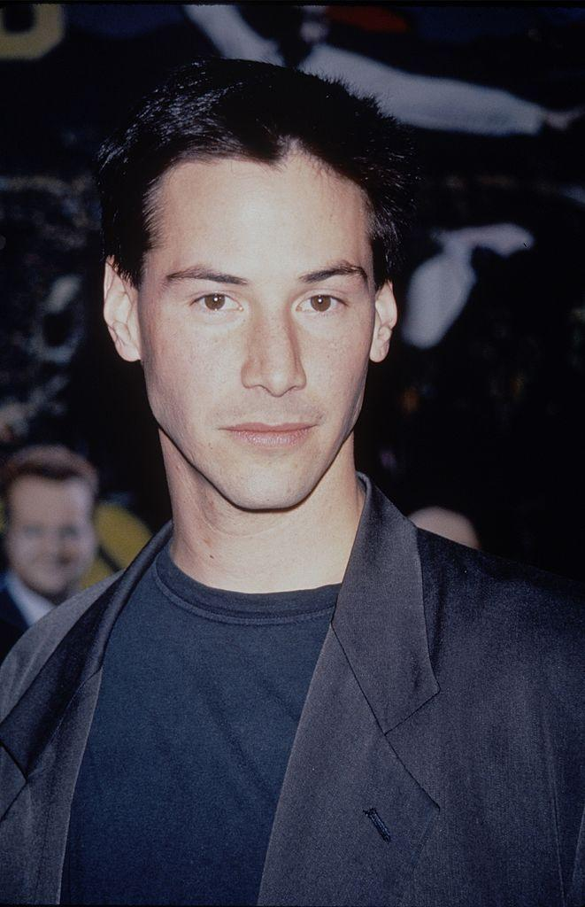 <p>Way back in the '90s, Keanu held big roles in popular movies like <em>The Matrix </em>and <em>Speed</em>—which paved the way to his incredibly successful acting career. Ugh, my heart is melting with that ~smize~<em>.</em></p>