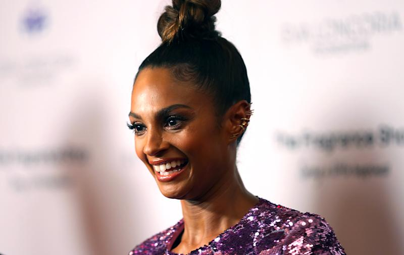 Alesha Dixon attending the 9th Annual Global Gift Gala held at the Rosewood Hotel, London. (Photo by David Parry/PA Images via Getty Images)