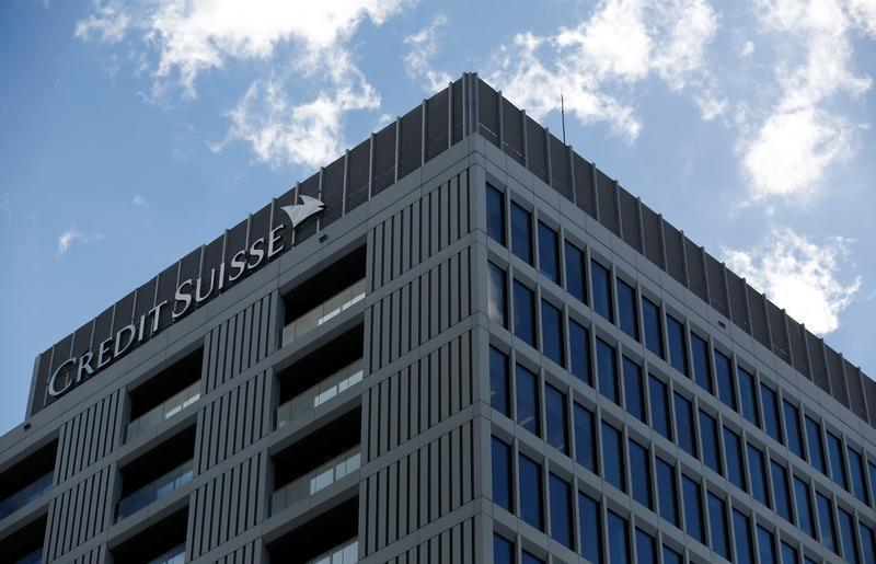 CREDIT SUISSE AU CENTRE D'UNE ENQUÊTE INTERNATIONALE