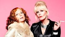 <p> <strong>UK:</strong> BBC iPlayer, Netflix </p> <p> <strong>US: </strong>Amazon Prime Video, BritBox, Hulu </p> <p> With a name like Absolutely Fabulous, it would have been a tad embarrassing if this show was bad. Luckily, Jennifer Saunders' sitcom – inspired by a French and Saunders sketch about a PR exec still trying to live the up-all-night, drug-fuelled existence of her younger days – is an all-time classic. There's plenty of fun to be had with the role reversal comedy of Eddy's relationship with sensible teenage daughter Saffy, but the standout is Joanna Lumley as the unstoppable force of nature that is Patsy Stone – a genuine comedy icon. </p>