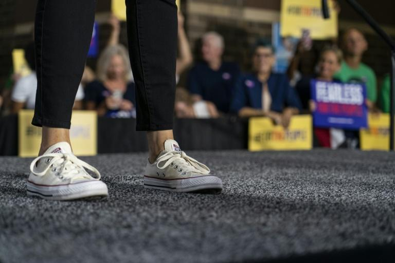 Inconceivable! Princess Bride and Converse star on US campaign trail