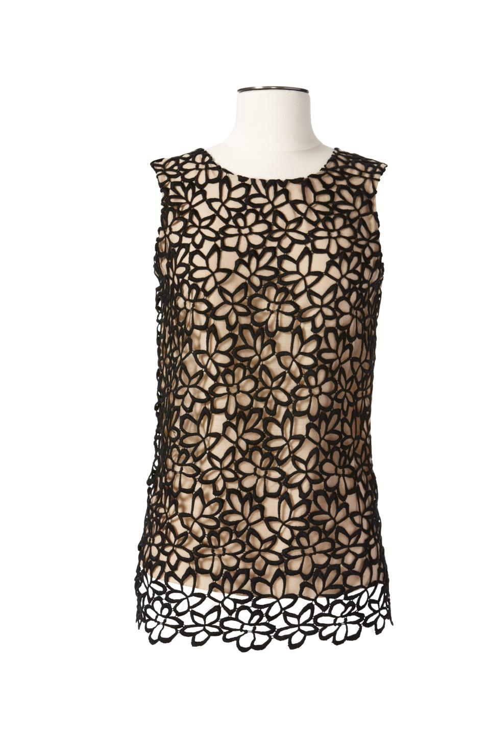<b>Lela Rose for Target + Neiman Marcus Holiday Collection Top</b><br><br> Price: $69.99<br><br> Size: XS – XL<br><br>