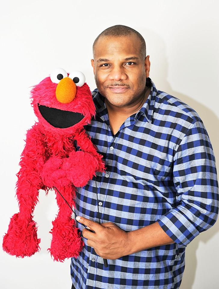 "<b>Elmo</b> <br><br>The story of how Kevin Clash came to be a muppeteer is an inspiring one -- as seen in the 2011 documentary ""Being Elmo."" And Kevin is just that -- the man who makes Elmo, well, giggle."