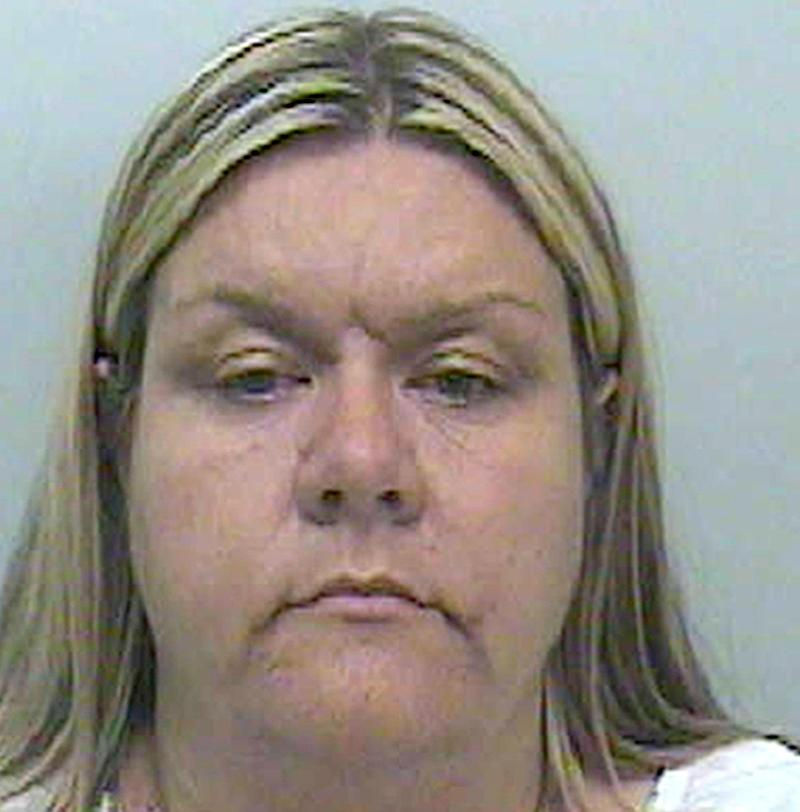 Undated Devon and Cornwall Police handout photo of nursery worker Vanessa George, who has admitted a string of child sex offences at Bristol Crown Court.