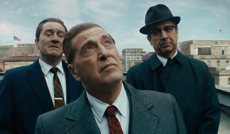 "<p>Yes, we heard you: <em>The Irishman</em> is too long. Got it. If you're willing to get over that, let us direct you to a holy grail of performances from Robert De Niro, Al Pacino, and Joe Pesci, in another all-timer of a mob epic from the mind of Martin Scorsese.</p><p><a class=""link rapid-noclick-resp"" href=""https://www.netflix.com/title/80175798"" rel=""nofollow noopener"" target=""_blank"" data-ylk=""slk:Watch Now"">Watch Now</a></p>"