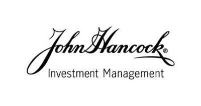 John Hancock Investment Managemt (CNW Group/John Hancock Investment Management)