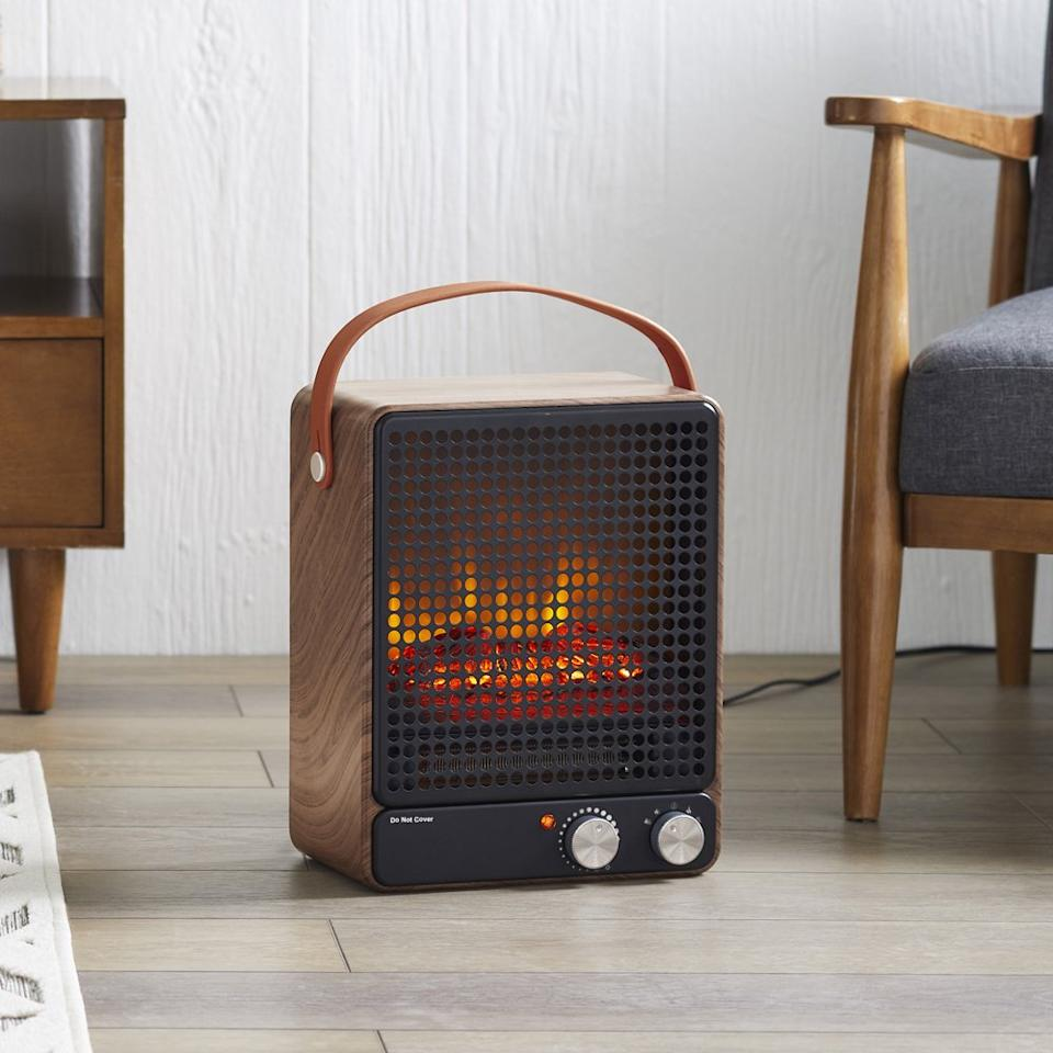 Ambience and warmth, at your service. (Photo: Walmart)