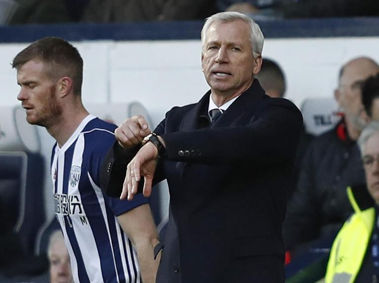 West Bromwich Albion considering Alan Pardew replacements as club reels from embarrassing fortnight