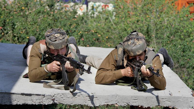 Army Foils Infiltration Bid in Kashmir, 2 Militants Killed