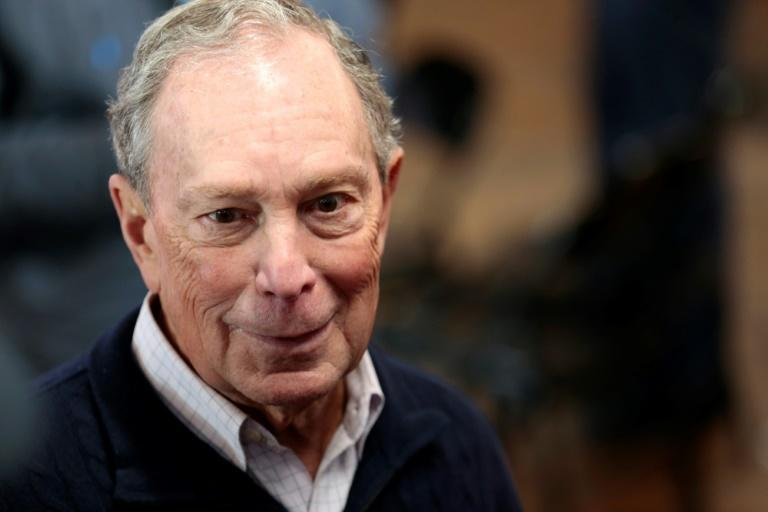 2020 Democratic presidential hopeful Michael Bloomberg has a net worth of more than $54 billion, according to Forbes
