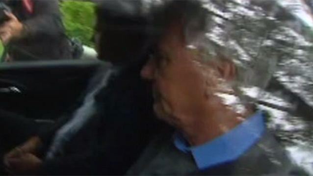 William Spedding has been arrested over historical child abuse allegations. Photo: 7News