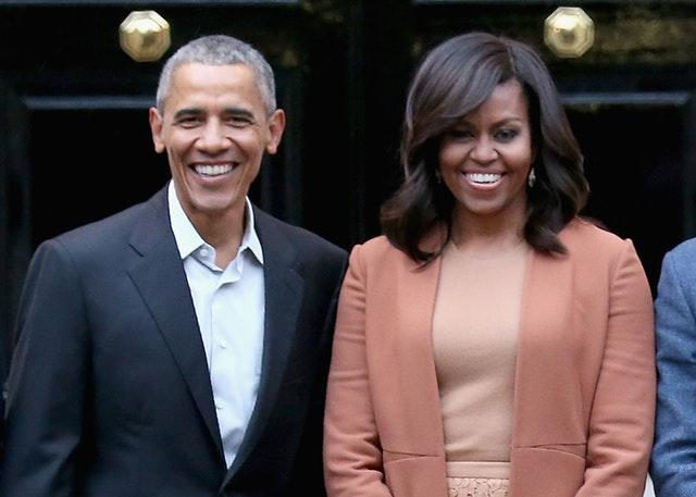 The Sussexes may follow in the footsteps of Barack and Michelle Obama who have signed lucrative book deals according to reports. Chris Jackson/PA Wire