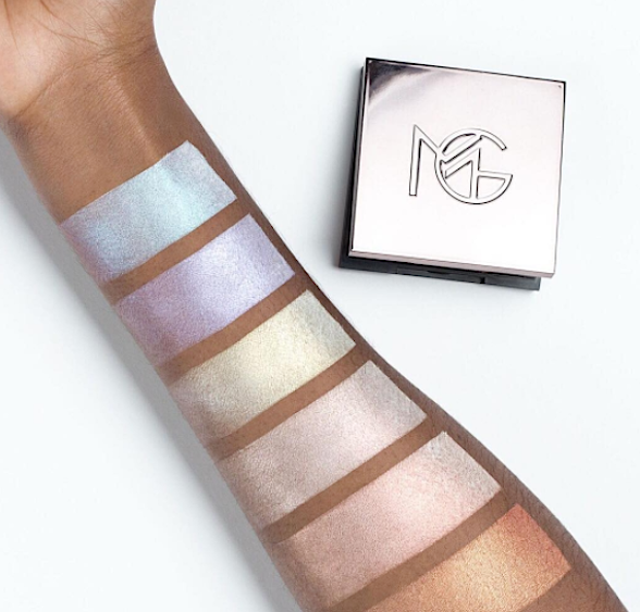 Makeup Geek is coming out with duochrome highlighters and they're a true unicorn dream