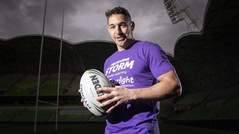 NRL STORM BIG PURPLE SPLASH