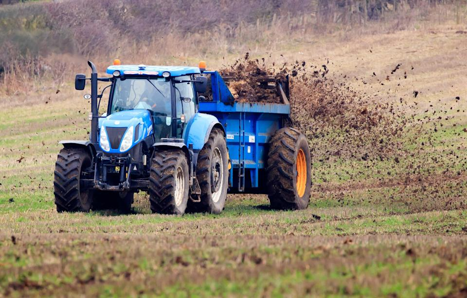 Concerns have been raised about how UK farmers will be affected (Danny Lawson/PA) (PA Wire)