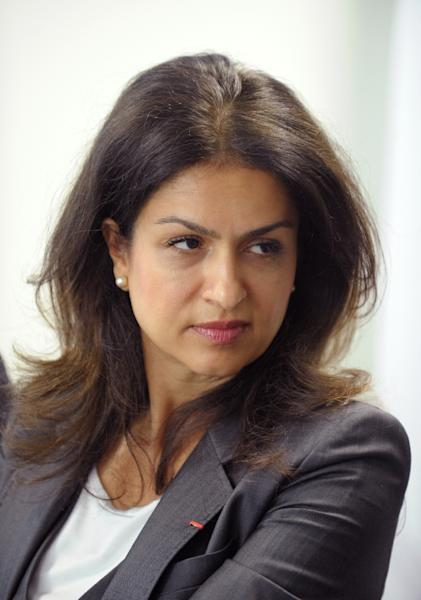 Close to Ghosn, Mouna Sepehri received $580,000 in addition to her salary (AFP Photo/Eric PIERMONT)