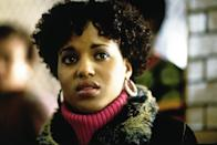 "<p><strong>Remind me:</strong> The legend herself, Kerry Washington starred as best friend Chenille, who deserved more airtime just for the outfits alone.</p><p><b>Iconic scene: </b>When she tells off Sara for not being more aware of her privilege, ""open up your pretty brown eyes and look the hell around"". Cue round of applause.</p>"