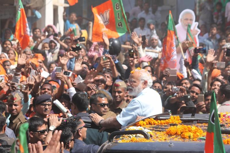 Flashback May 16, 2014: The day Narendra Modi's BJP painted the nation saffron