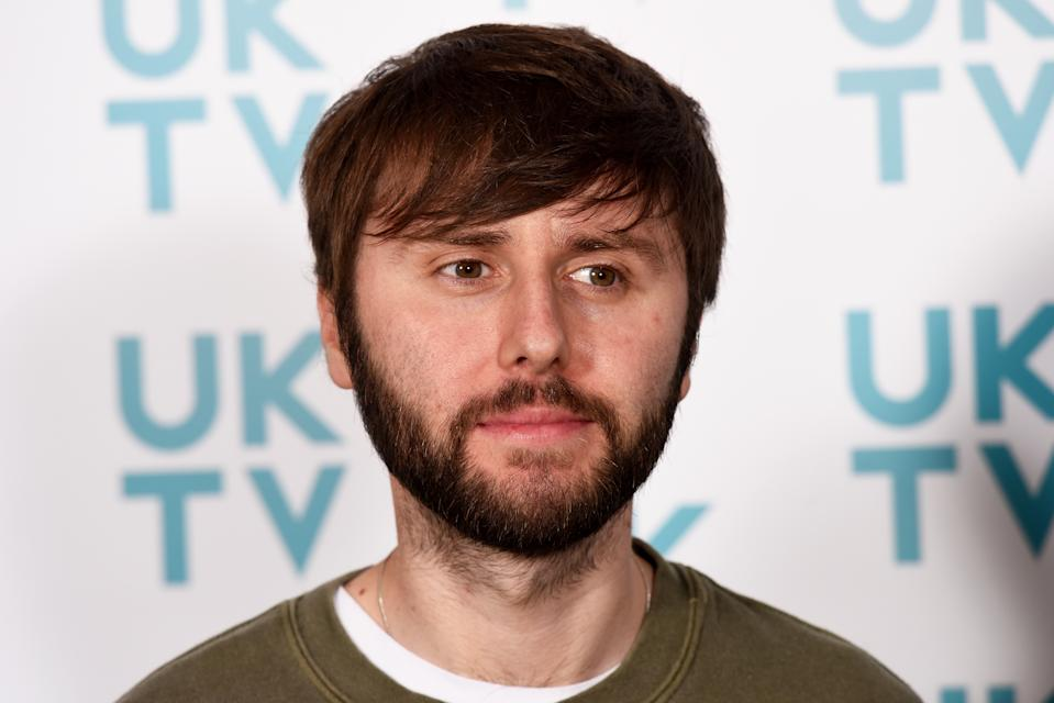 James Buckley attends the UKTV Live 2017 photocall at Claridges Hotel on September 13, 2017 in London, England. Broadcaster announces it's programs for the forthcoming season.  (Photo by Dave J Hogan/Dave J Hogan/Getty Images)