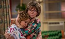 """After three seasons, Netflix called time on One Day At a Time, the series starring Rita Moreno which followed three generations of a Cuban-American family, despite its high critical ratings. However, following much <a href=""""https://www.oprahmag.com/entertainment/tv-movies/a26827045/one-day-at-a-time-canceled-netflix-reactions/"""" rel=""""nofollow noopener"""" target=""""_blank"""" data-ylk=""""slk:fan outcry"""" class=""""link rapid-noclick-resp"""">fan outcry</a>, the show was saved by Pop TV, with <a href=""""https://www.yahoo.com/entertainment/were-back-baby-pop-tv-211240763.html"""" data-ylk=""""slk:a fourth season expected to air;outcm:mb_qualified_link;_E:mb_qualified_link;ct:story;"""" class=""""link rapid-noclick-resp yahoo-link"""">a fourth season expected to air</a> on the channel in March 2020. (Michael Yarish)"""