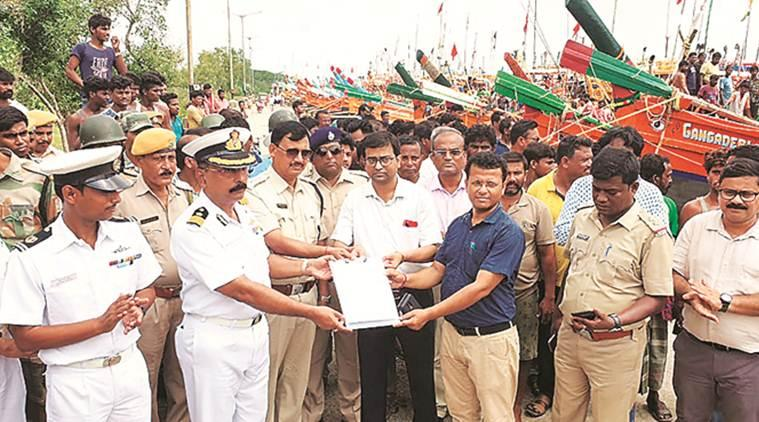 516 fishermen who strayed into Bangladesh waters return home