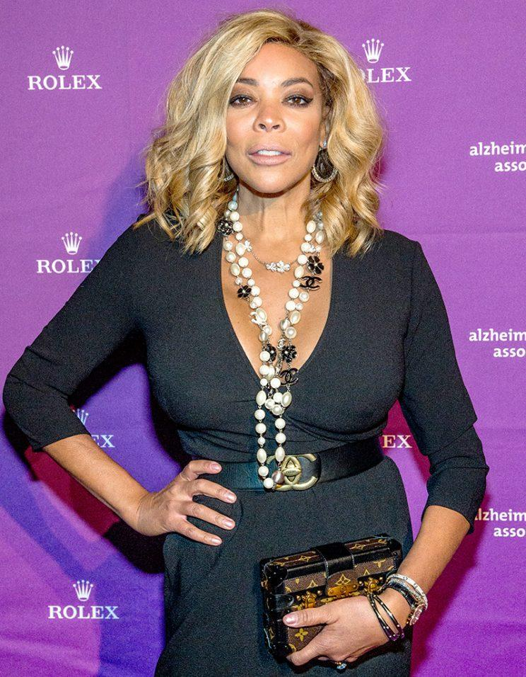 A Disguised Wendy Williams Is Spotted on the Train [Video]