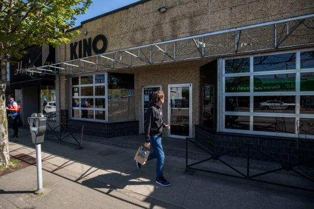 The Kino Cafe on Cambie Street is one of Canada's few flamenco venues and is also home to the city's longest-standing comedy night.  (Ben Nelms/CBC - image credit)