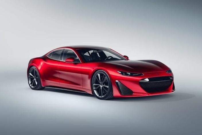 With an electric motor powering each of the four wheels, this slick four-door sedan from California automotive startup Drako Motors is expected to crest 200 m.p.h. at its top end. All that speed will cost you. Prices are estimated at $1.25 million each.