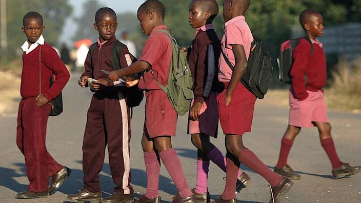 Unregistered schools don't insist on school uniforms