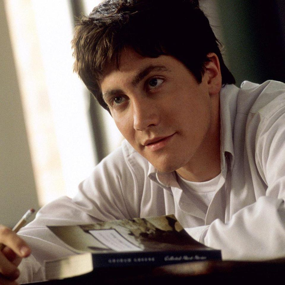 """<p>It doesn't matter if you still don't fully understand the puzzling teen drama that is Richard Kelly's <em>Donnie Darko</em>. A brain scrambler about tangent and primary universes hinging on the philosophy of time travel, it's one of those films that requires multiple viewings (and deep-thread Reddit searches) to unspool. But, hey, that just means you get to listen to the angsty, '80s-heavy soundtrack again and again. As Jake and Maggie Gyllenhaal, along with Drew Barrymore, Patrick Swayze, and Seth Rogen steer the story, you'll be treated to """"<a href=""""https://www.youtube.com/watch?v=VWJPa0bvWnM"""" rel=""""nofollow noopener"""" target=""""_blank"""" data-ylk=""""slk:Head over Heels"""" class=""""link rapid-noclick-resp"""">Head over Heels</a>"""" by Tears for Fears, """"<a href=""""https://www.youtube.com/watch?v=jS3SxWnSbtY"""" rel=""""nofollow noopener"""" target=""""_blank"""" data-ylk=""""slk:Mad World"""" class=""""link rapid-noclick-resp"""">Mad World</a>"""" by Gary Jules, and so much more.</p><p><a class=""""link rapid-noclick-resp"""" href=""""https://www.amazon.com/Donnie-Darko-Jake-Gyllenhaal/dp/B002MGGM9I?tag=syn-yahoo-20&ascsubtag=%5Bartid%7C10056.g.32872244%5Bsrc%7Cyahoo-us"""" rel=""""nofollow noopener"""" target=""""_blank"""" data-ylk=""""slk:Watch and Listen"""">Watch and Listen</a></p>"""
