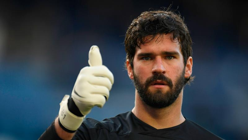 'We should not take him for granted' - Klopp hails 'world-class' Alisson